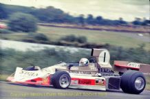 "Penske PC3 Bell  Mallory Park  Shellsport Group 8  July 1977 10x7"" photo"